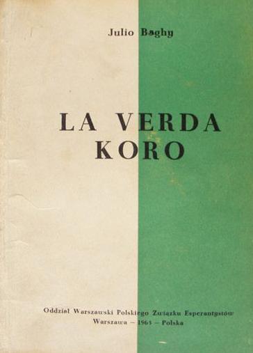 Julio Baghy la verda koro